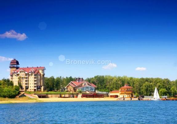 Отель «SMOLINOPARK» Челябинск