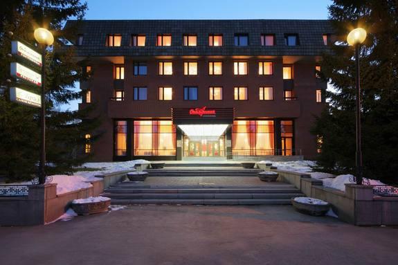 Гостиница «Октябрьская» в Екатеринбурге