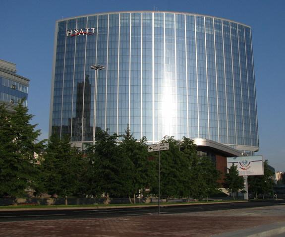 Hyatt regency Екатеринбург