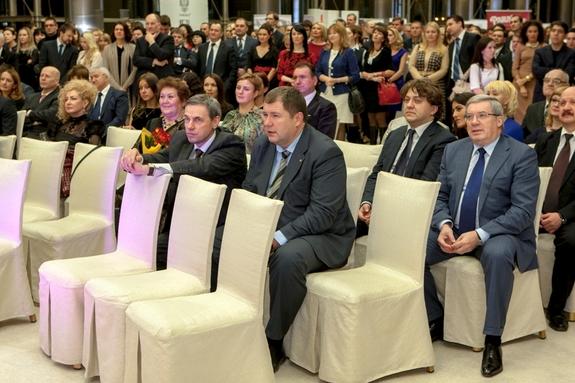 Книга рейтингов в Новосибирске 2