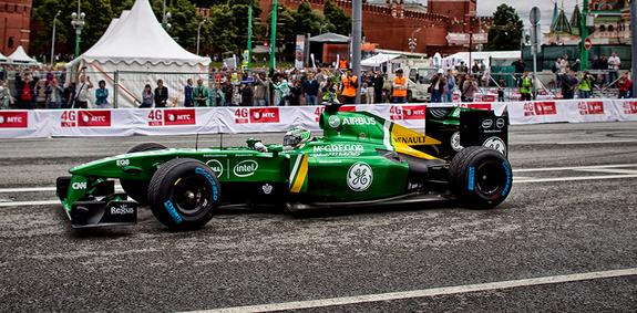 Kazan City Racing, автошоу