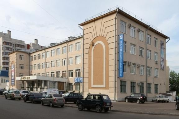 Бизнес-центр Журналистов