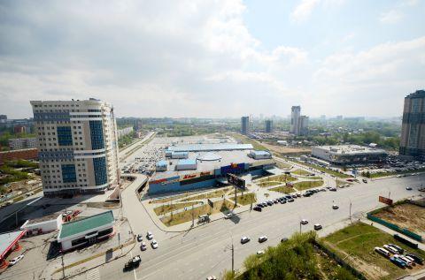 Бизнес-центр Новая высота