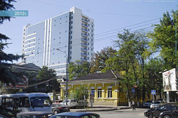 Бизнес-центр Ростовский