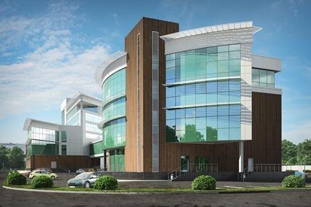 GREENPLEX, офисный комплекс  2