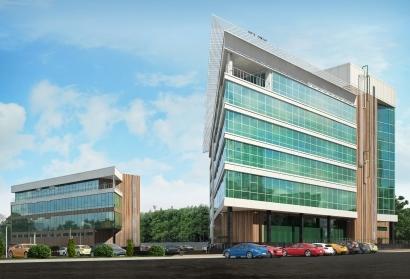 GREENPLEX, офисный комплекс  3