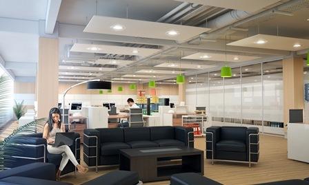 GREENPLEX, офисный комплекс  5