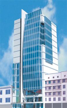 Торгово-офисный центр Нахимов Плаза