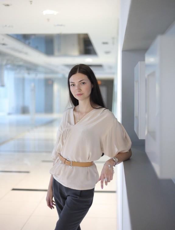 Александрова Юлия Юрьевна