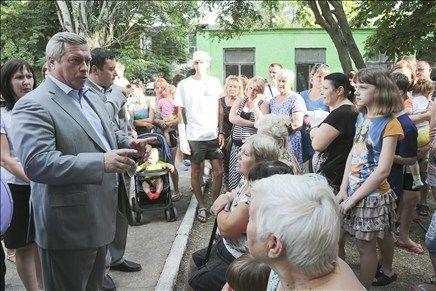 Беженцы из Украины в Ростовской области 4