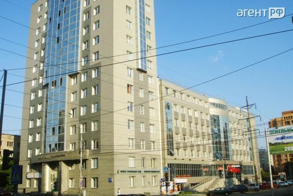 Бизнес-центр на Крылова, 36