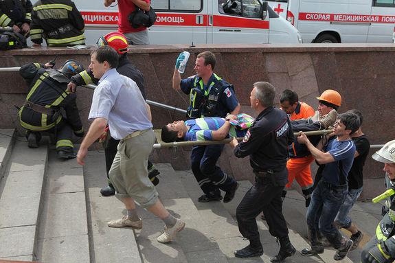 Авария в метро 15 июля 2014 года 1