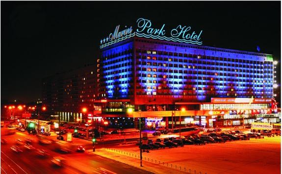 Маринс Парк Отель Нижний Новгород 1