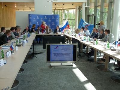 Заседание правления СПП Челябинска