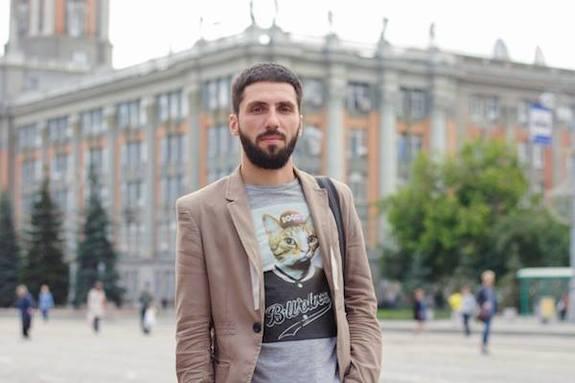 Соломин Иван