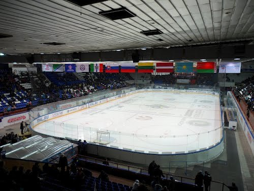 """Ледовый дворец спорта """"Сибирь"""""""