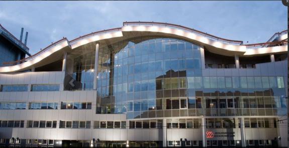 Аркаим Плаза, бизнес-центр 1