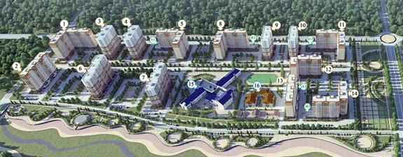 Жилой комплекс Суворовский