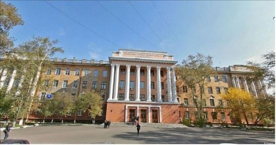 Красноярский государственный университет цветных металлов и золота