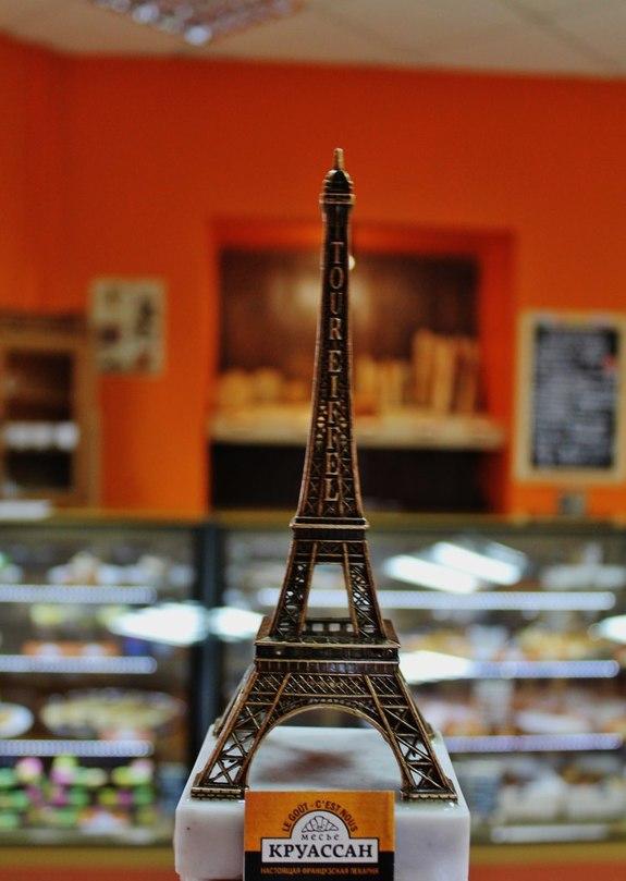 «Месье круассан» - кафе-пекарня
