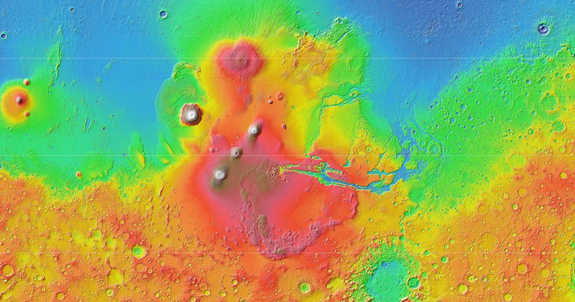Марс он-лайн