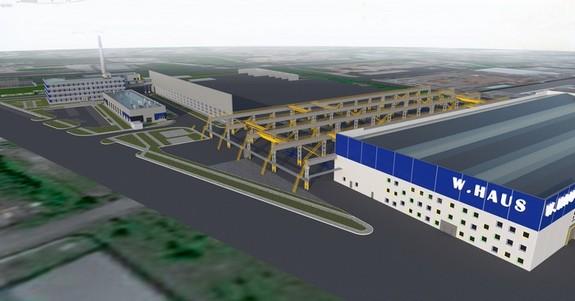 Казанский ДСК заявил о намерении строить 150 тысяч кв.м. жилья в год 2