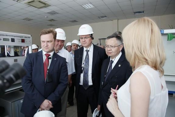 "На заводе ""ТЕХНО"" озвучили планы по развитию 12"