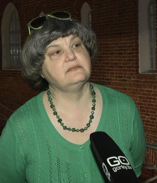 Гор Анна Марковна