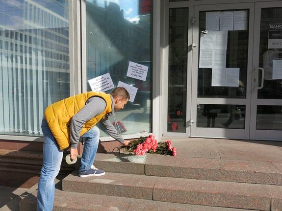 Новосибирские бизнесмены обратились к Центробанку с просьбой вернуть лицензию «Банку24.ру» 1