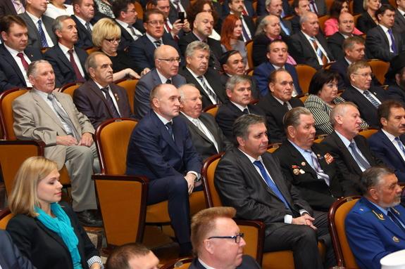 Борис Дубровский вступил в должность губернатора Челябинской области 1