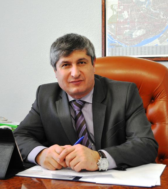 Алхасов Сергей Магомедович