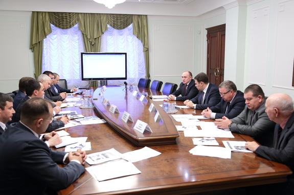 Станкостроительные предприятия Челябинской области объединят в кластер 1