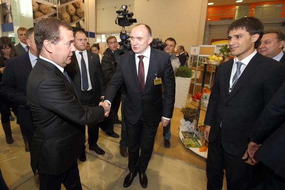 В Челябинской области создадут индустриальный парк по производству продуктов 2