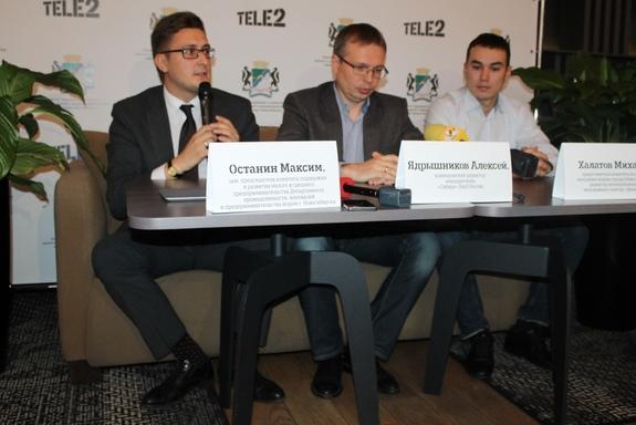 В Новосибирске открылась выставка о молодых бизнесменах. Пример следующим поколениям 2