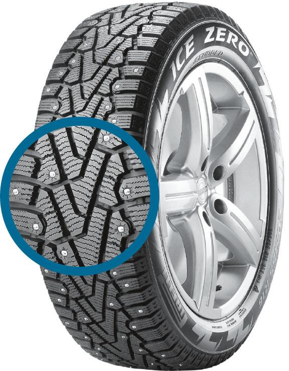 Зимние шипованные шины - лучшие по результатам тестов 3