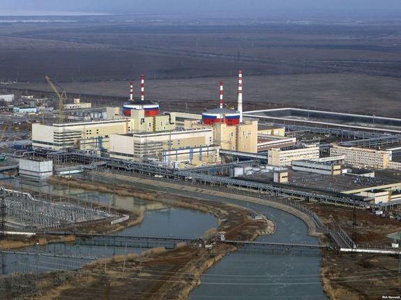 Ростовская (Волгодонская) АЭС