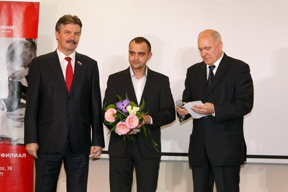 «Деловой квартал» назвал имена лауреатов премии «Человек года»  2