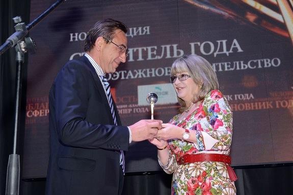 «Деловой квартал» назвал имена лауреатов премии «Человек года» в Ростове-на-Дону 10