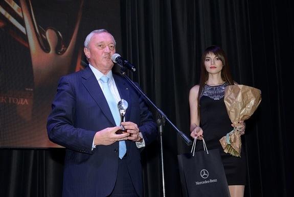 «Деловой квартал» назвал имена лауреатов премии «Человек года» в Ростове-на-Дону 15
