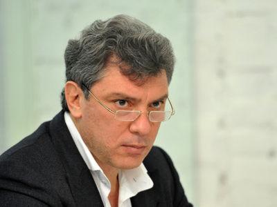 Немцов Борис Ефимович
