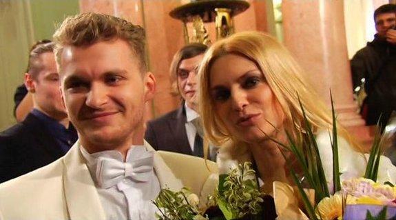 Татьяна Ларина и Юлий Миткевич - Далецкий