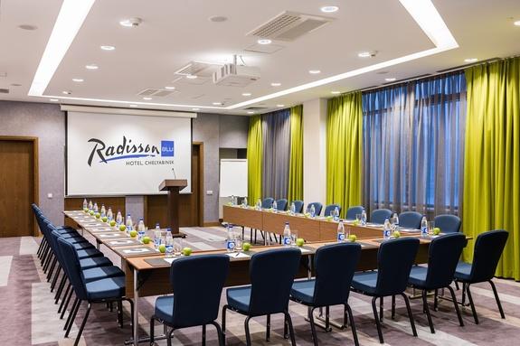 Radisson в Челябинске 7