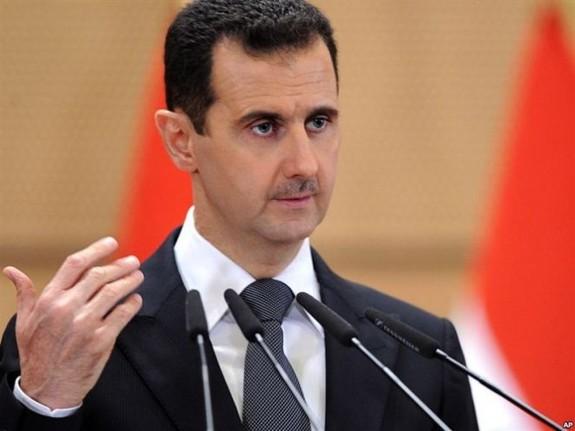Башар Хафез аль-Асад