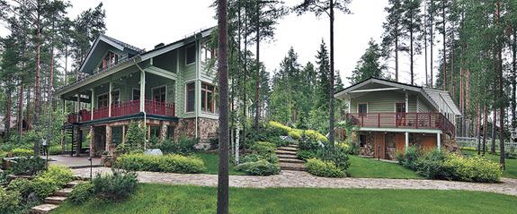 Зачем русскому финский дом: опыт Honka в России 1
