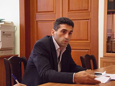 Егиазарян Арам Арзуманович 1