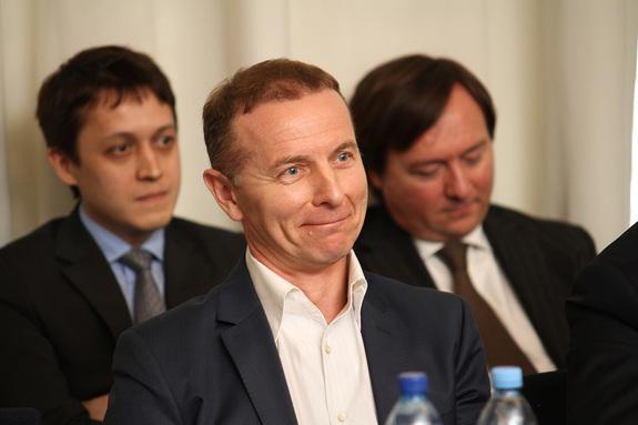 Где взять деньги: дискуссия бизнесменов и банкиров Екатеринбурга 15