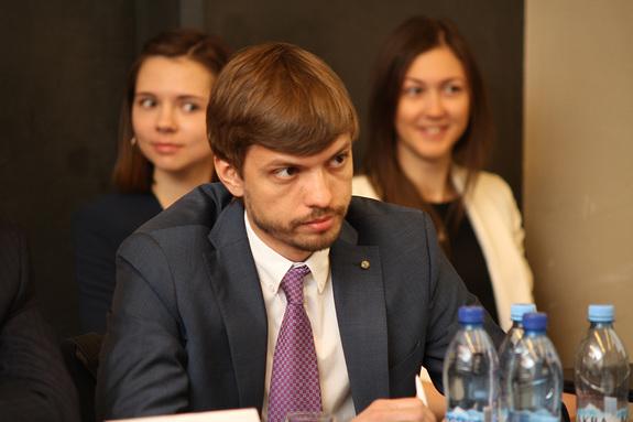 Где взять деньги: дискуссия бизнесменов и банкиров Екатеринбурга 19