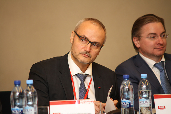 Где взять деньги: дискуссия бизнесменов и банкиров Екатеринбурга 21
