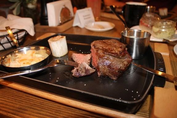 Ресторанная критика Якова Можаева: ресторан SteakHouse 12