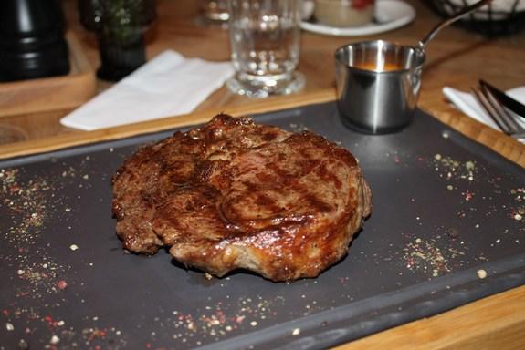 Ресторанная критика Якова Можаева: ресторан SteakHouse 13